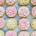 Buttercream Sugar Cookies #twosugarbugs #sugarcookies