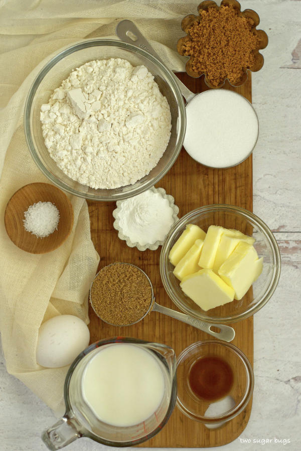 biscoff cookie butter cupcake ingredients
